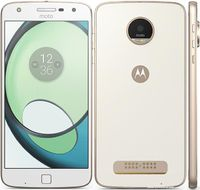 Motorola Moto Z Play Android smartphone price in Pakistan (Rs: 43,900, $421). 5.5-Inch (1080 x 1920) Super AMOLED display, 2GHz octa-core Snapdragon 625 chipset, 16 MP primary camera, 5 MP front camera, 3510 mAh battery, 32 GB storage, 3 G...