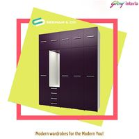Modern Wardrobes for the Modern You ! Convert your kitchen into a live cooking/dining experience. Bring home the Steel Chef, an L-shaped kitchen that comes with its own island. Sekhar & Co is the best modular kitchen in chennai