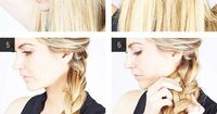 Hair How-To: Sexy Side Braid - This voluminous braid works for both a date and the office. To recreate this chic, rocker-babe look, hairstylist Dominick Pucciarello shows and tells us how it's done.