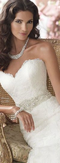 Most likely my wedding dress its perfect in every way!!! I love it!!!