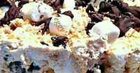 Smore's Cheesecake - For all you Smore's fans out there, this is great for any occasion and always a hit with a crowd. Please enjoy! #smores #cheesecake #dessert
