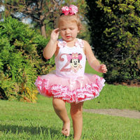 2nd birthday outfit girl, minnie mouse cowgirl second birthday tutu dress, minnie mouse 2nd birthday girl outfit, 2nd birthday party girl $79.95
