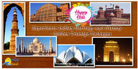 4 nights 5 days Golden Triangle Tour is a best way to embark upon the most attractive country and travel the wonderful historical attractions of India. This trip will make you explore Delhi, Agra, and Jaipur in 4 nights and 5 days trip. Book online best 4...