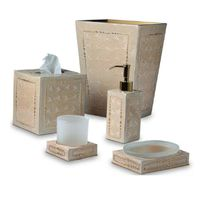 Fiona Putty Bath Accessories by Mike + Ally $162.50