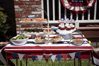 Paper and Cake's 4th of July / - Photo Gallery at Catch My Party