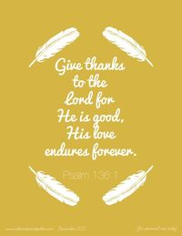 free printable Scripture for the kids' room