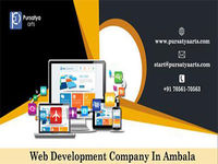 Web Development Company in Ambala is one of the best website development company specializes in developing W3C standard websites that are compatible with all devices.
