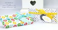 Pootles 6�—6 Week #2 Skinny Box Tutorial Skinny day today! I love a shallow box, they look so effortless and yet so complicated at the same time! I wouldn't say