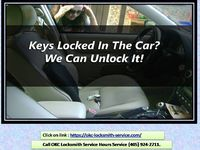 Whether you need emergency car lockout services or need repair of your door locks just call OKC Locksmith service available for you any time of day and night. Call us: (405) 924-2711 To know more click on link: https://okc-locksmith-service.com...