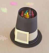 Thanksgiving Table Centerpieces or cute craft.