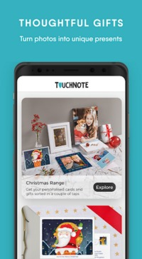 Keep in touch! Turn your photos into thoughtful postcards and send them to the people who matter most.  Keeping in touch is what TouchNote is all about. Our cards come with free worldwide postage so you can send messages to friends and family wherever t...
