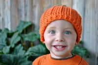 Pumpkin Patch Hat by TheJenksGirls on Etsy, $15.00