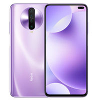Xiaomi Redmi K30 CN 4G Version 6.67 inch 120Hz Fluid Display 8GB 256GB 64MP Quad Rear Cameras 4500mAh 27W Fast Charge NFC Snapdragon 730G Octa core 4G Smartphone