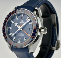 Omega Seamaster Planet Ocean GoodPlanet GMT Watch Review
