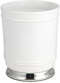 Amazon.com: Popular Bath 726527 Lisabell Waste Basket, Wastebaskets: Home & Kitchen