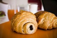 Croissants are one of those things that most people, sans those living in Fronce, don't eat often. Yet, everybody loves them. What up with that? ...