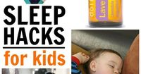 """These sleep hacks are amazing! I love the idea of having a few easy things I can go to if I need help getting my little ones to sleep well. These are not sleep training programs or long, thought out processes �€"""" these are quick and to the po..."""