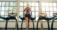5 Treadmill Hacks That Can Help Shave More Pounds http://www.womenshealthmag.com/weight-loss/burn-more-calories-on-the-treadmill?cid=soc Women's%2520Health%2520-%2520womenshealthmagazine FBPAGE Women's%2520Health