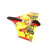 Free Fly 230mm Wingspan PP Hand Launched Throwing Electronic Aircraft RC Airplane G.lider Indoor Plane Fixed Wing Trainer Toys