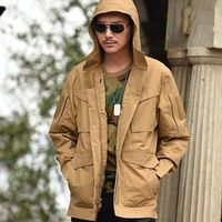 Hiking Hunting Hooded Windbreaker Tactical Army Men Jacket,NEW,on Sale! More Info:https://cheapsalemarket.com/product/hiking-hunting-hooded-windbreaker-tactical-army-men-jacket/
