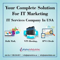 Best IT Services Provider to increase sales revenue and your Business...