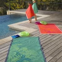 Amazonie Kids' Beach Towel by Le Jacquard Français $75.00