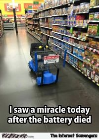 Miracle at Walmart meme #funny #meme #lol #humor