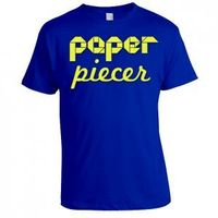 Paper Piecer Unisex Tee | Right Sides Together