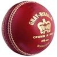 GRAY-NICOLLS WARRIOR LEATHER CRICKET BALL (540205) Our comprehensive range of hand sewn balls are manufactured to comply with M. C. C. regulations http://www.comparestoreprices.co.uk/cricket-equipment/gray-nicolls-warrior-leather-cricket-ball-5402...