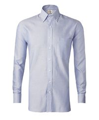 Blue Oxford Solid Polo Button Down shirt �'�1599.00