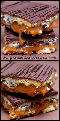 MY LATEST RECIPES HOW CAN YOU GO WRONG WITH A NAME LIKE THIS? YOU CAN'T! THESE BARS FROM LOVE AND OLIVE OIL WERE INSANE! THE ONLY CHANGE I MADE WAS TO USE MY HO