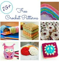 Find hundreds of free crochet patterns on Petals to Picots ... crochet for the home, wearable crochet and accessories, crochet for baby, and so much more!