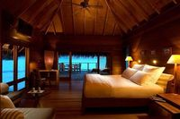 A bedroom. is a place for rest and relaxation, and its function will successfully complete if it has room for a bed and Lighting. From my opinion one cute place