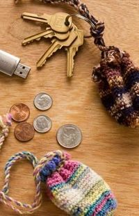 Posts Similar To Free Crochet Pattern Loopy Hair Barrette From