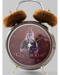 Firebox Star Wars Talking Alarm Clocks (Chewbacca) Wake up to some of your favourite lines from the Star Wars movies with these high quality, alarm clocks. http://www.comparestoreprices.co.uk//firebox-star-wars-talking-alarm-clocks-chewbacca-.asp
