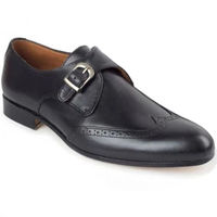 Johny Weber Handmade Monk Strap Stylish Brook