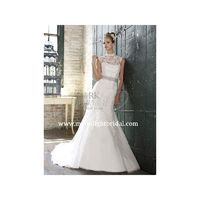 Moonlight Collection Spring 2013 - Style 6263 - Elegant Wedding Dresses|Charming Gowns 2018|Demure Prom Dresses