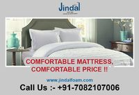 Brand Mattress Online at Best Prices in India .Shop from the widest range of mattresses including Aliva, Alloy, Comfort Line, DZIRE, E Spina,E Spine +, ESPINE, Luxrinq, MEMORY TOP, Orthoboon, Orthoboon +, Pillow Top in best quality at jindal foam.