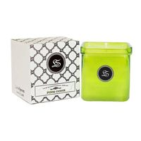 PINE CONE SOY CANDLE $28.00