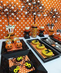 No Tricks, Just Treats Halloween Party Feature