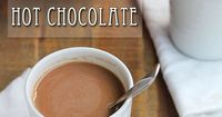Pumpkin Hot Chocolate - replace the maca with MCT oil #keto #lowcarb #highfat