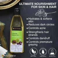 Best Castor Carrier Hair Oil Popular Beauty Natural Castor Seed Benefits Thicker Eyebrows Eyelash Hair Growth, Boosts Mascara & Healthy Hair, Skin, Nails. Visit here to Buy Now: https://www.soulflower.biz/collections/carrier-oils-sc/products/soulflow...