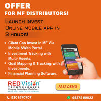 Whenever any investor enters the investment markets certain goals are predetermined and to keep such goal alive till to the end the Goal GPS in Mutual fund software for distributors prepares a strategy for mapping funds until the goal is achieved.