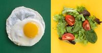 Adding eggs to salads helps us absorb the beneficial pigments like beta carotene in the raw vegetables, a new study finds. Here are other foods that, when eaten