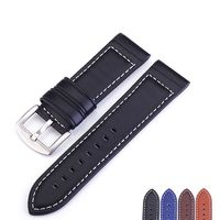 18 - 24mm Genuine Leather High Quality Watch bands/Straps $17.99