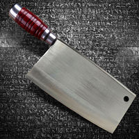 Chef Knife Chinese Cleaver Forged Carbon Steel Chef's Tools Kitchen Knives ILS283.00