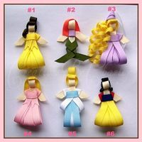 disney princess ribbons - putting this in my back pocket for later