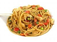 A great recipe for a Thai Chicken and Peanut Noodles.