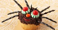 Whip up a cupcake creation that's sure to dazzle your Halloween party guests by decorating store-bought or homemade cupcakes. Our Halloween cupcake decorating i
