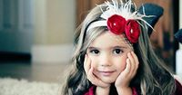 Valentine Headband Beautiful Red Vintage by OhhSoSweetBowtique, $17.50